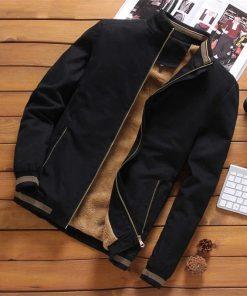 Men's Casual Slim Fit Cool Jacket -Main